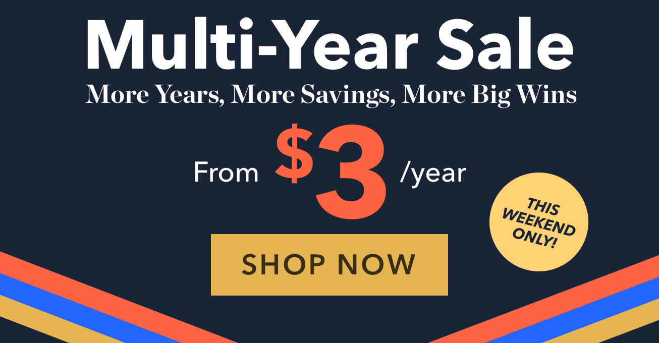 Multi-Year Sale Feb18 HP