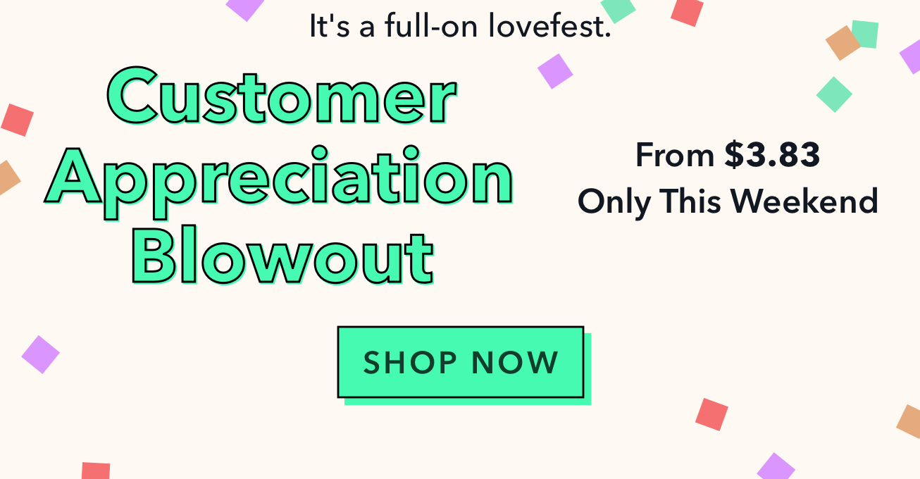 Customer Appreciation Blowout HP Jan20