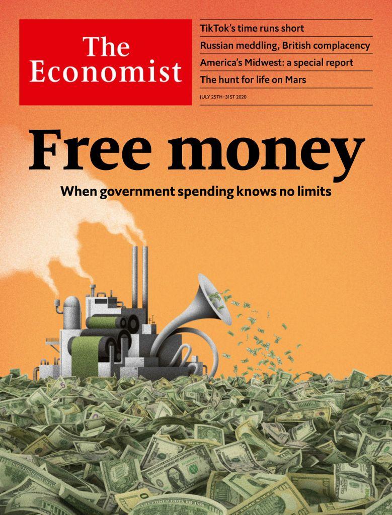 The Economist Asia Edition Magazine (Digital) Subscription ...