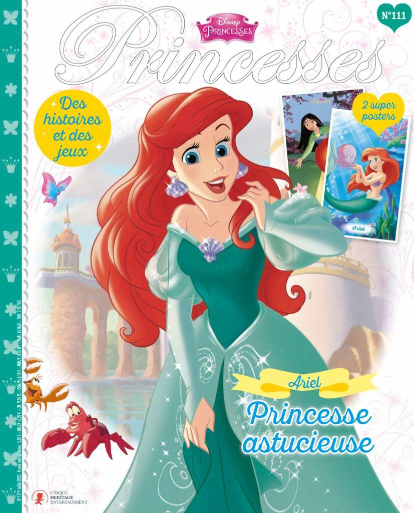 Disney Princesses Magazine Digital Subscription Discount