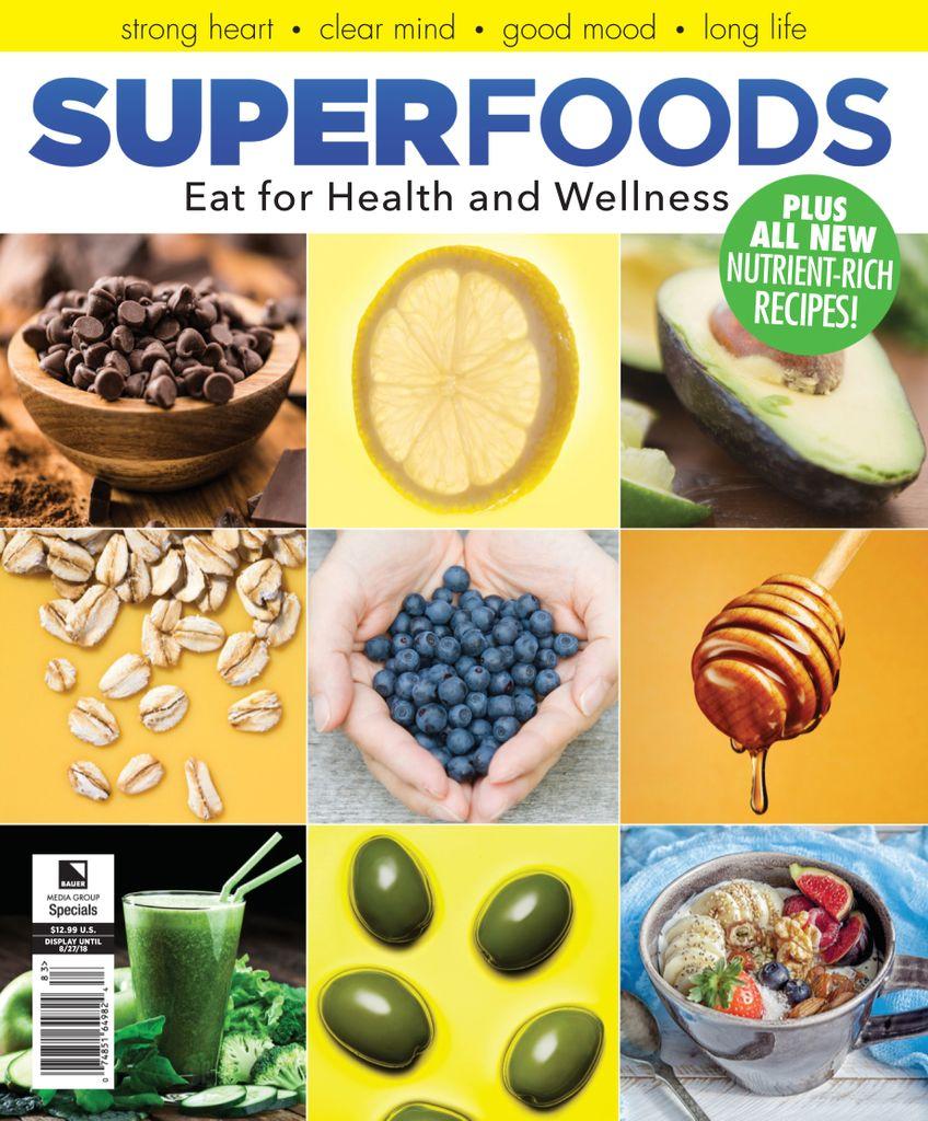 Superfoods (Digital)