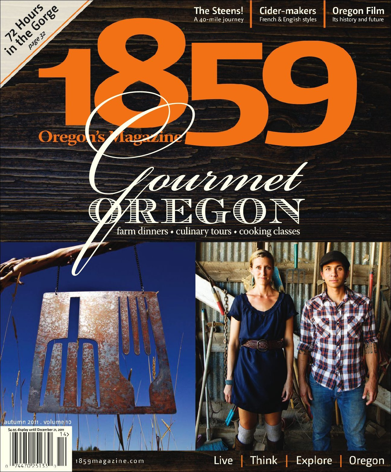 1859 – Oregon's Digital