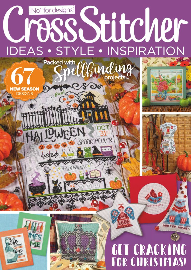 CrossStitcher October 1, 2020 (Digital)