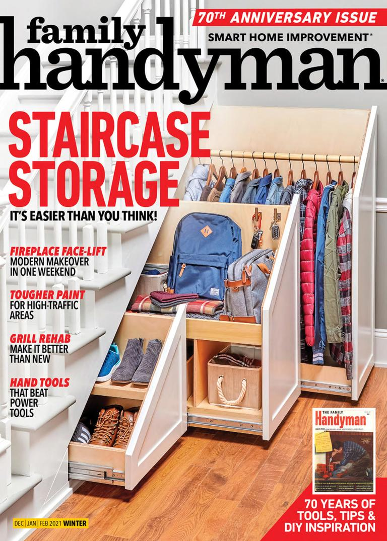 Best Price for Family Handyman Magazine Subscription