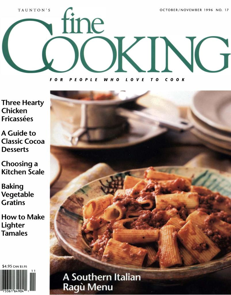 Best Price for Fine Cooking Magazine Subscription