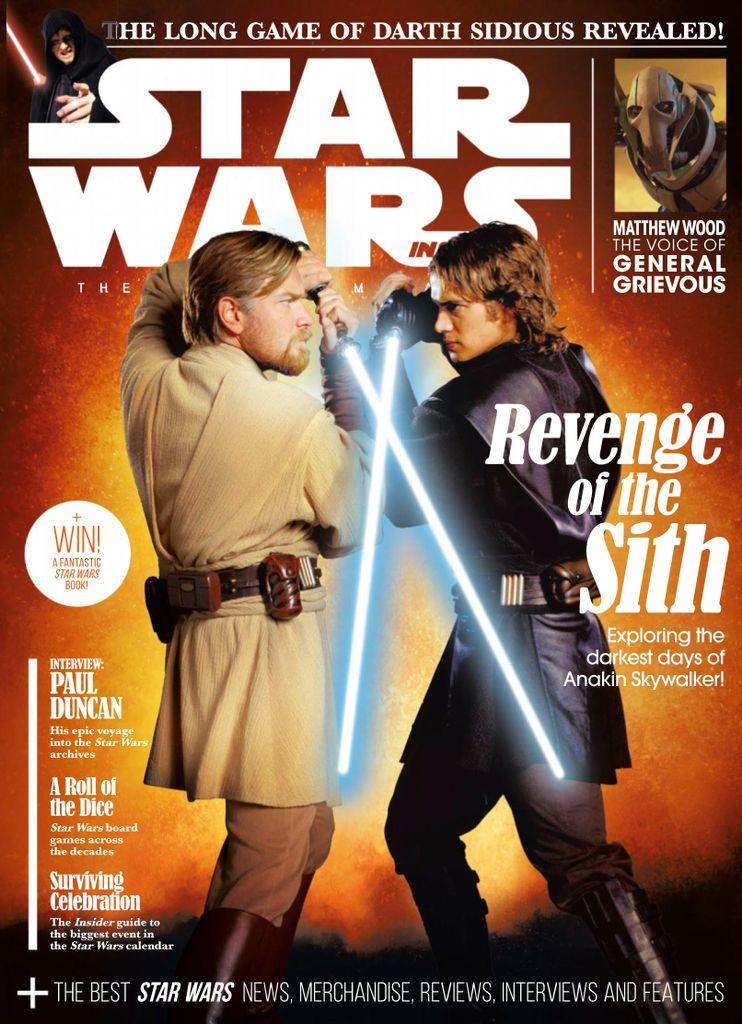 Best Price for Star Wars Insider Magazine Subscription