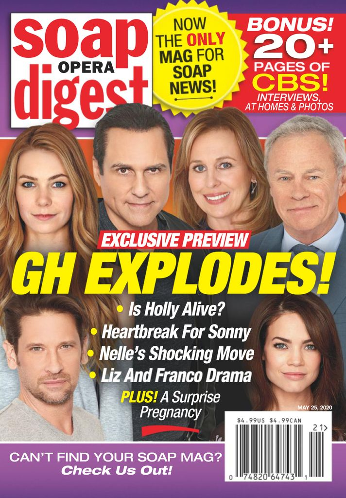 Soap Opera Digest-October 14, 2019 Magazine - Get your