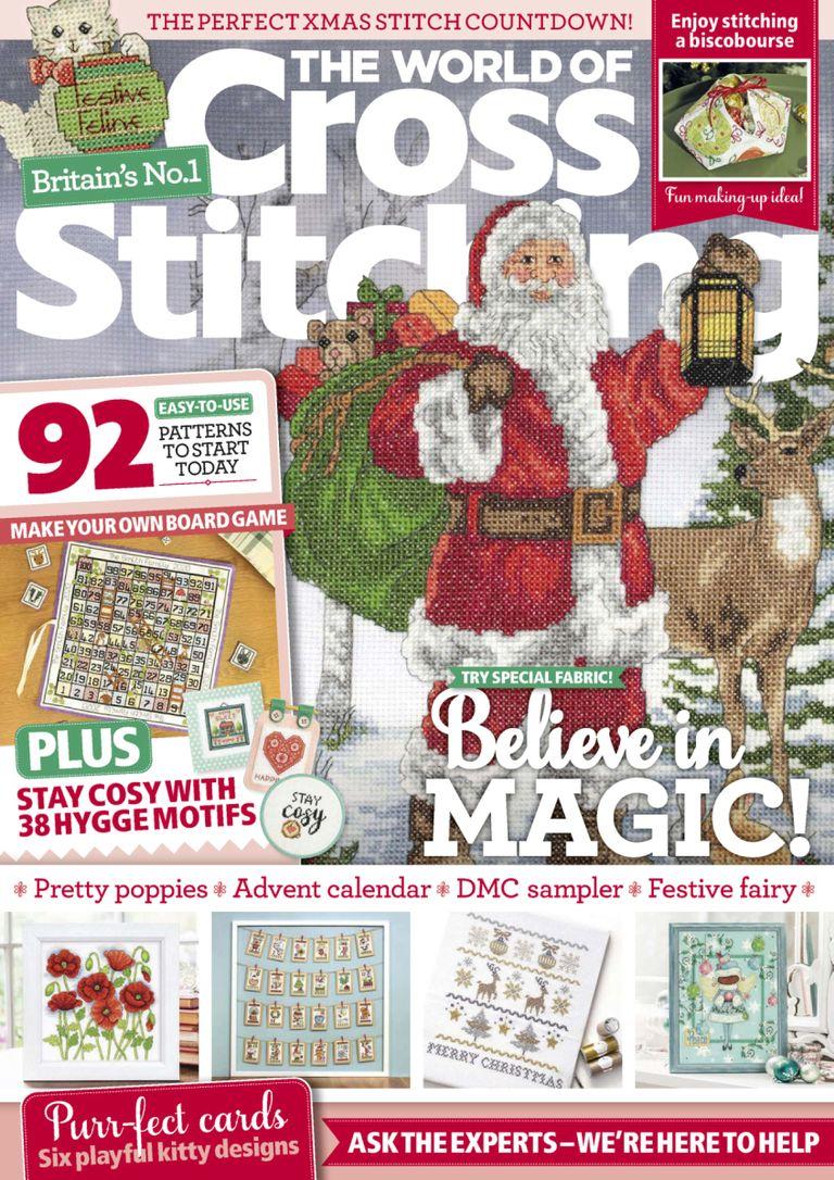 World Of Cross Stitching Christmas 2020 The World of Cross Stitching Magazine (Digital) Subscription