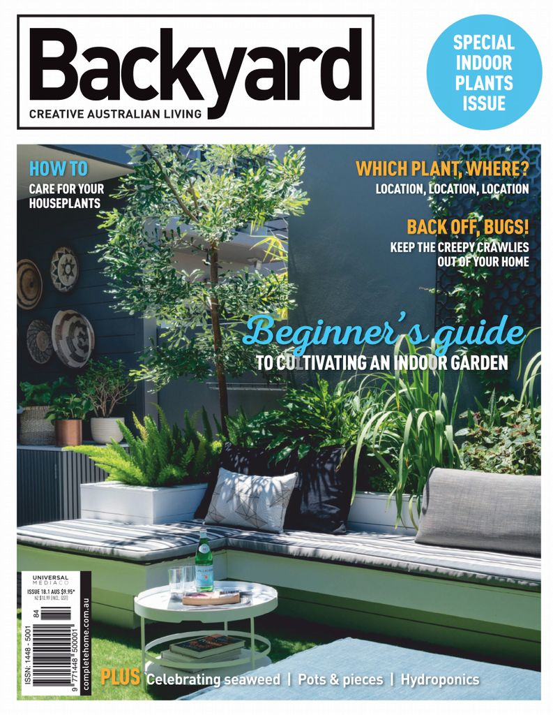 Backyard and Outdoor Living Magazine (Digital ...