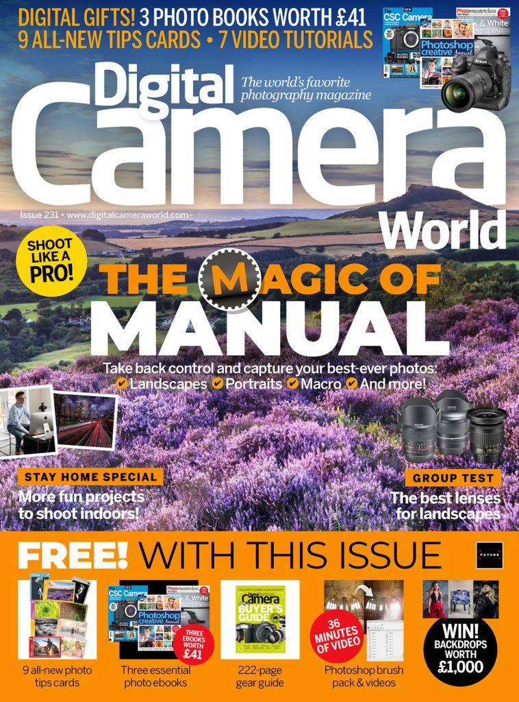 Digital Camera World (Digital)