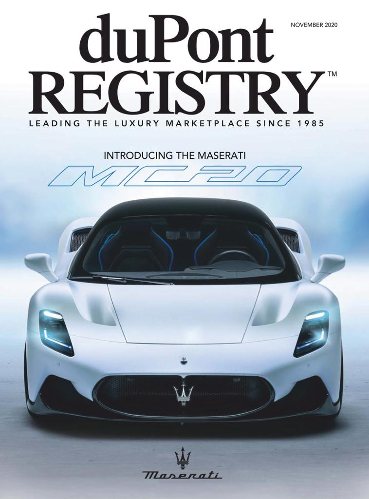 Best Price for Dupont Registry of Fine Autos Magazine Subscription