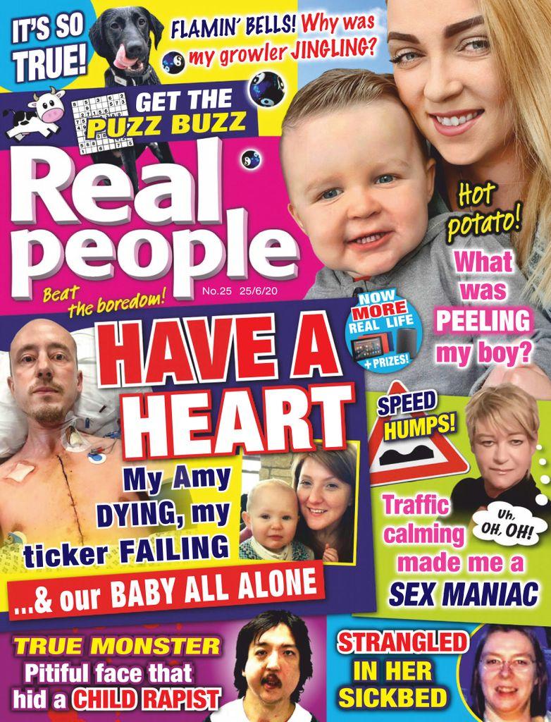 Real People (Digital)