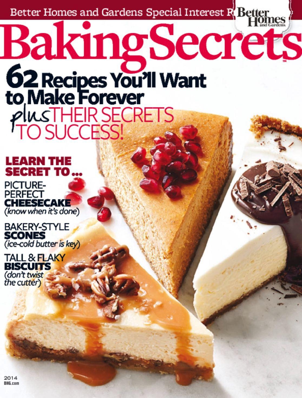 Baking Secrets Digital