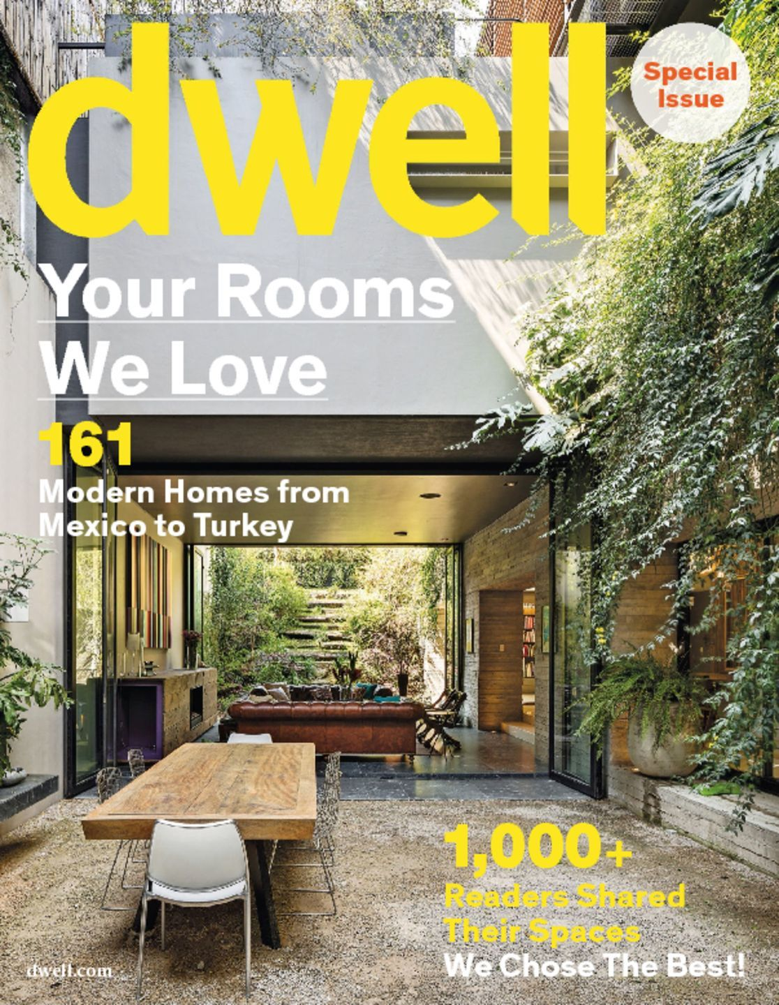 Dwell – Your Rooms We Love Digital