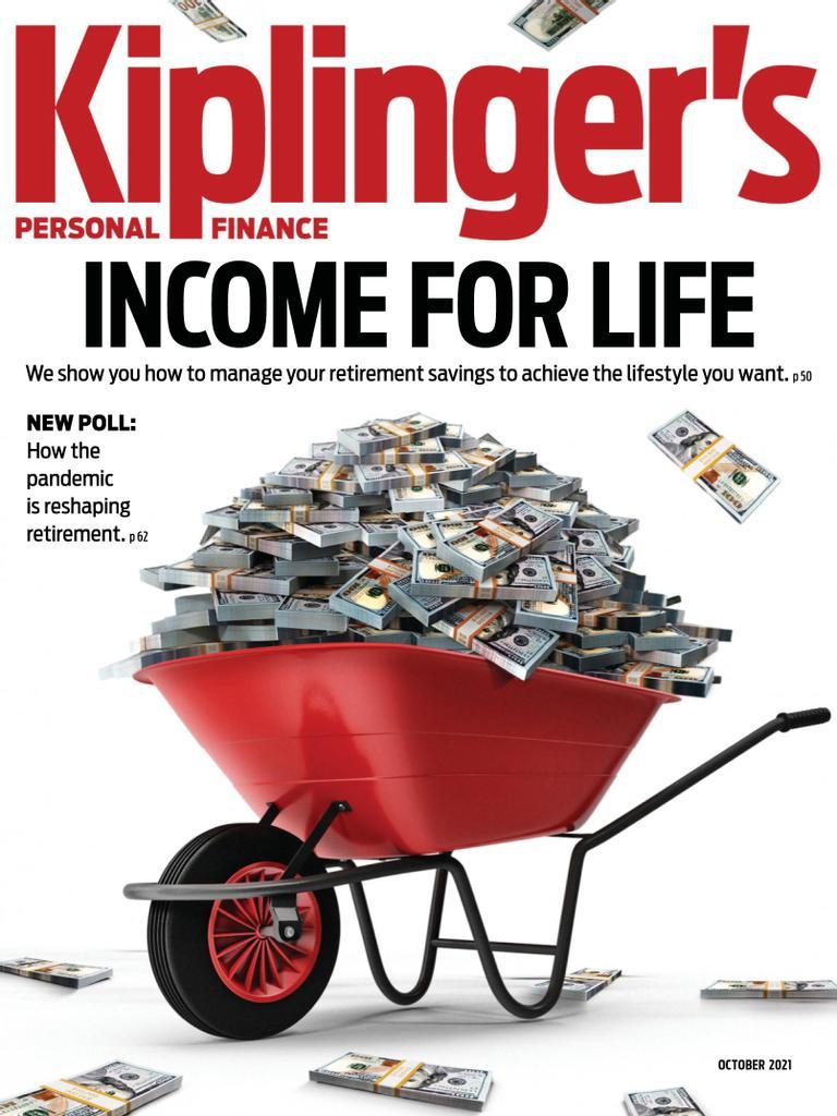 Best Price for Kiplinger's Personal Finance Magazine Subscription