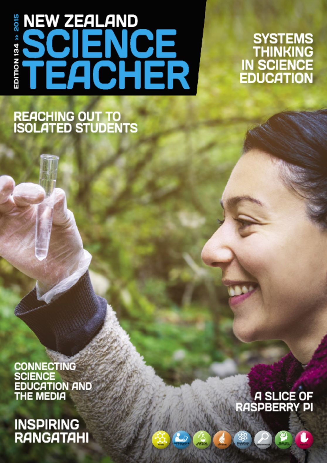 New Zealand Science Teacher Digital