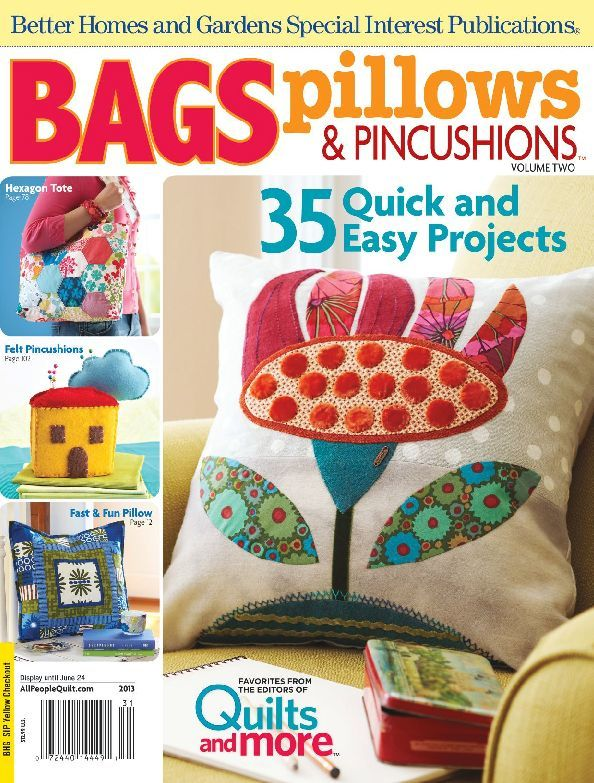 Bags Pillows Pincushions Digital