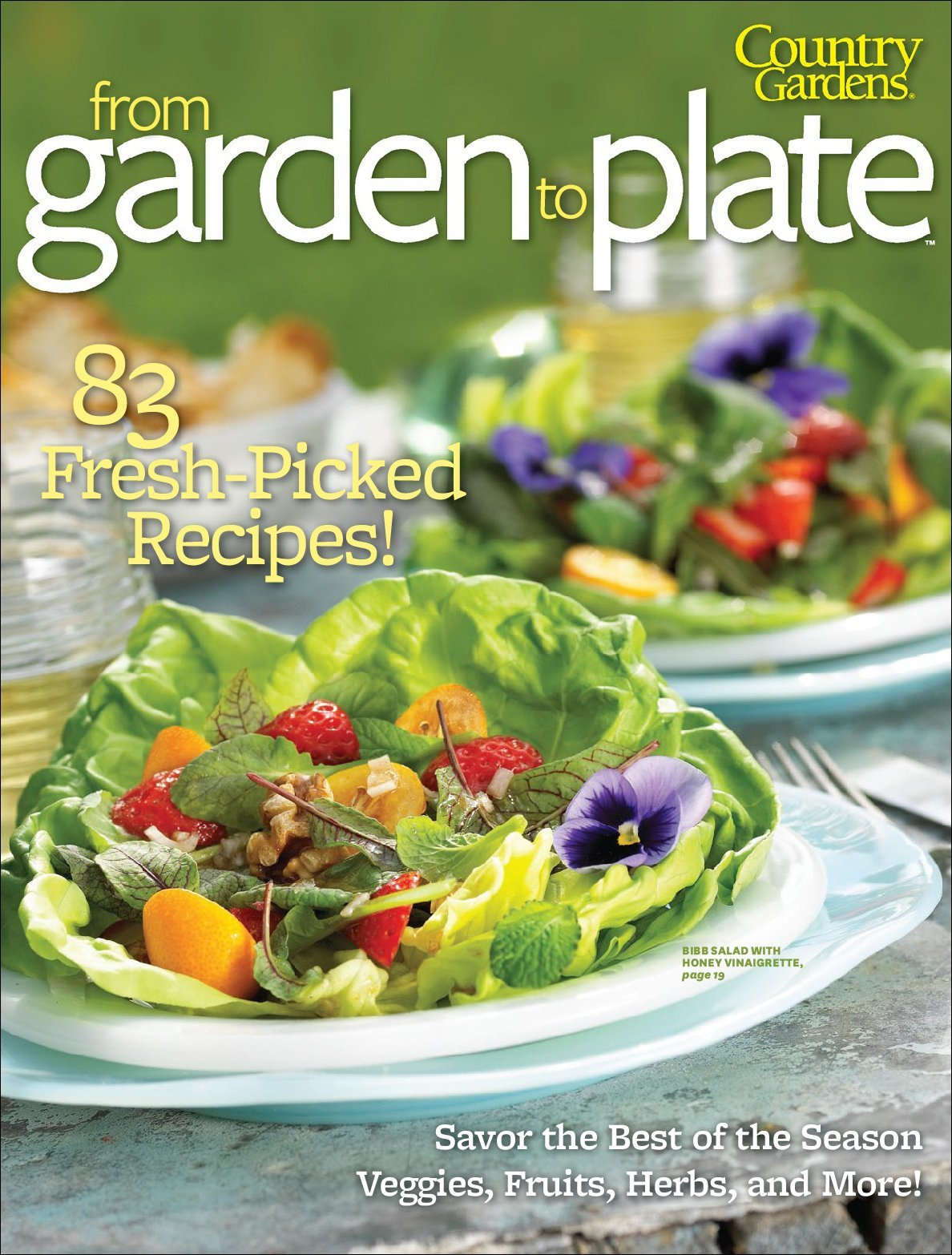 From Garden To Plate (Digital)
