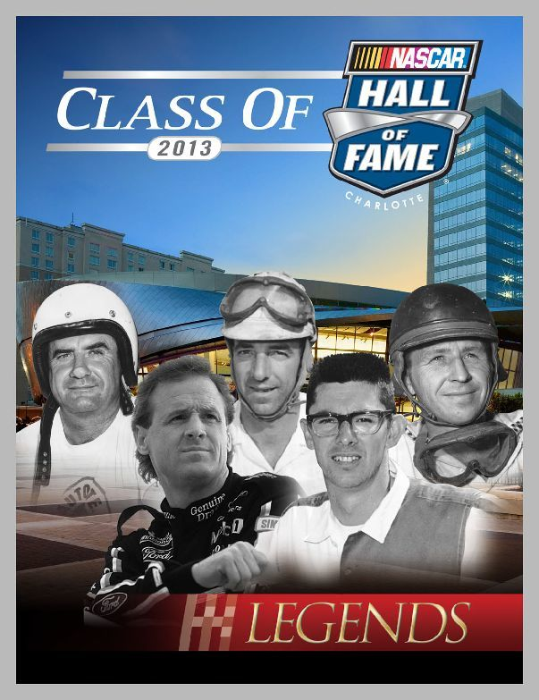 2013 Nascar Hall Of Fame® Yearbook Legends Digital