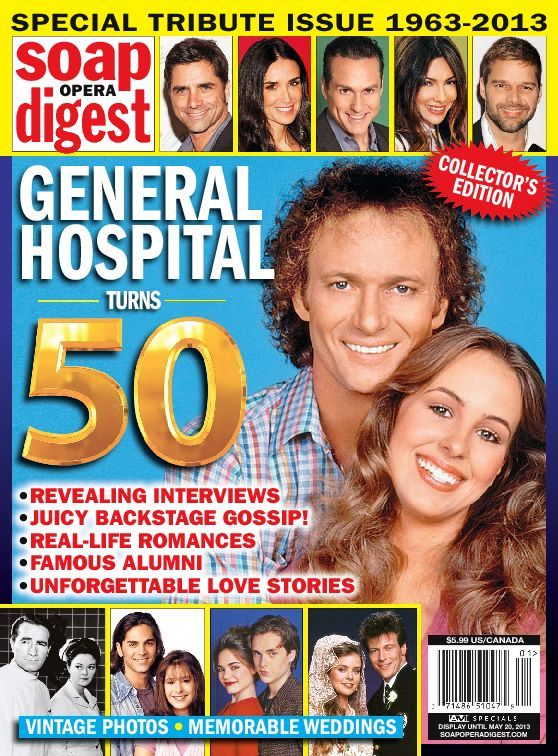 50 Years Of General Hospital Digital