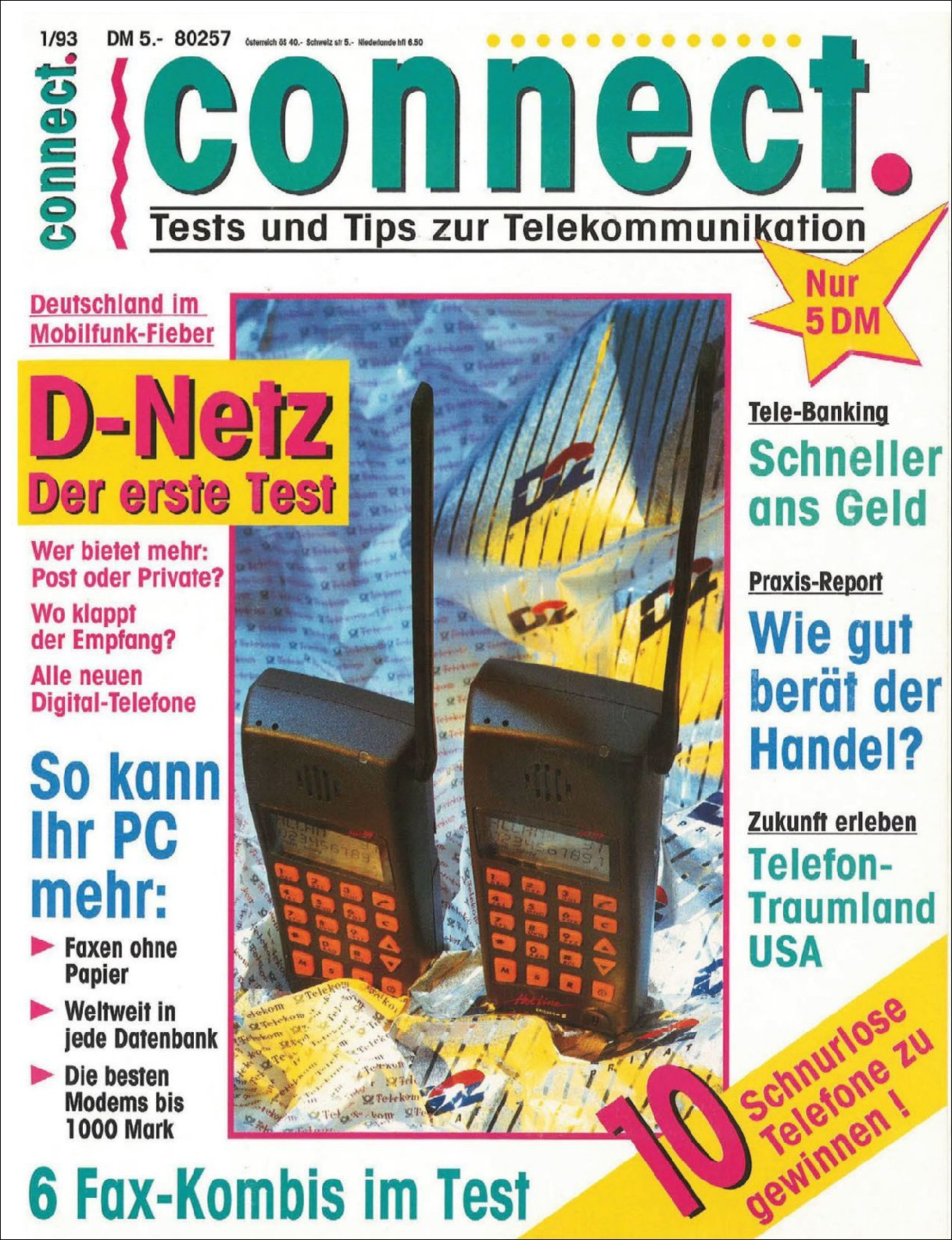 Connect Erstausgabe 11993 Digital