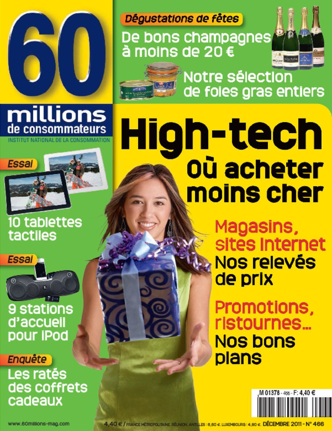 60 millions de consommateurs hs pack techno magazine digital. Black Bedroom Furniture Sets. Home Design Ideas