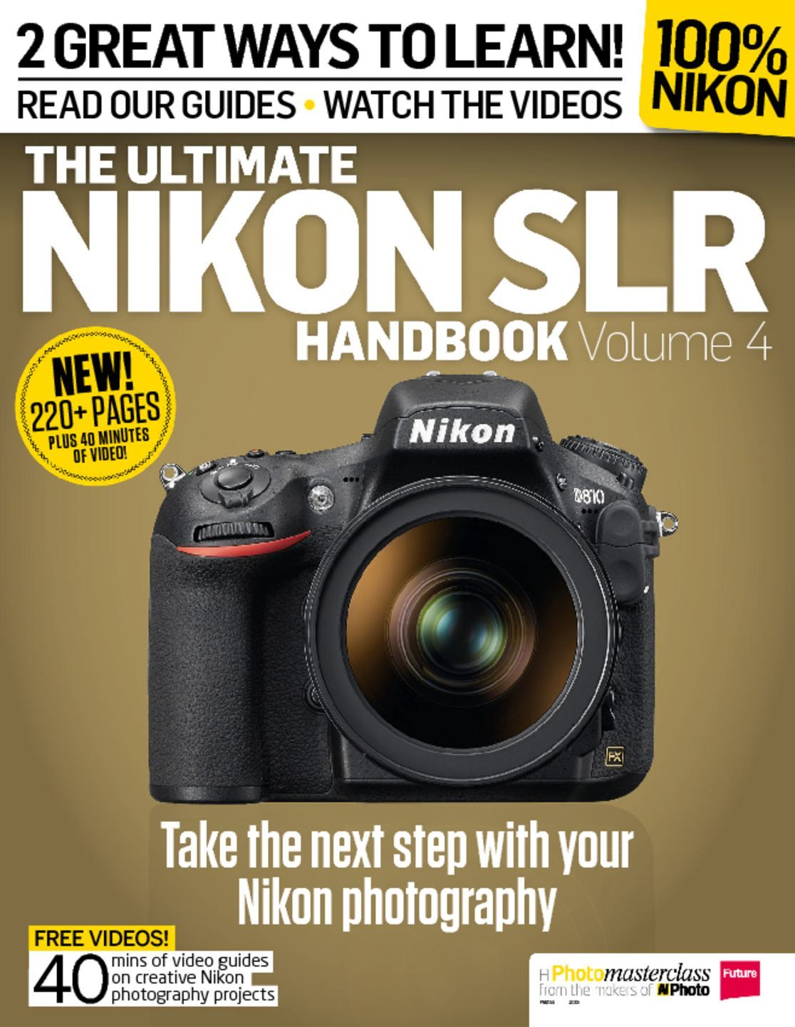Nikon manual ebook array ultimate nikon slr handbook magazine digital discountmags com rh discountmags fandeluxe Image collections