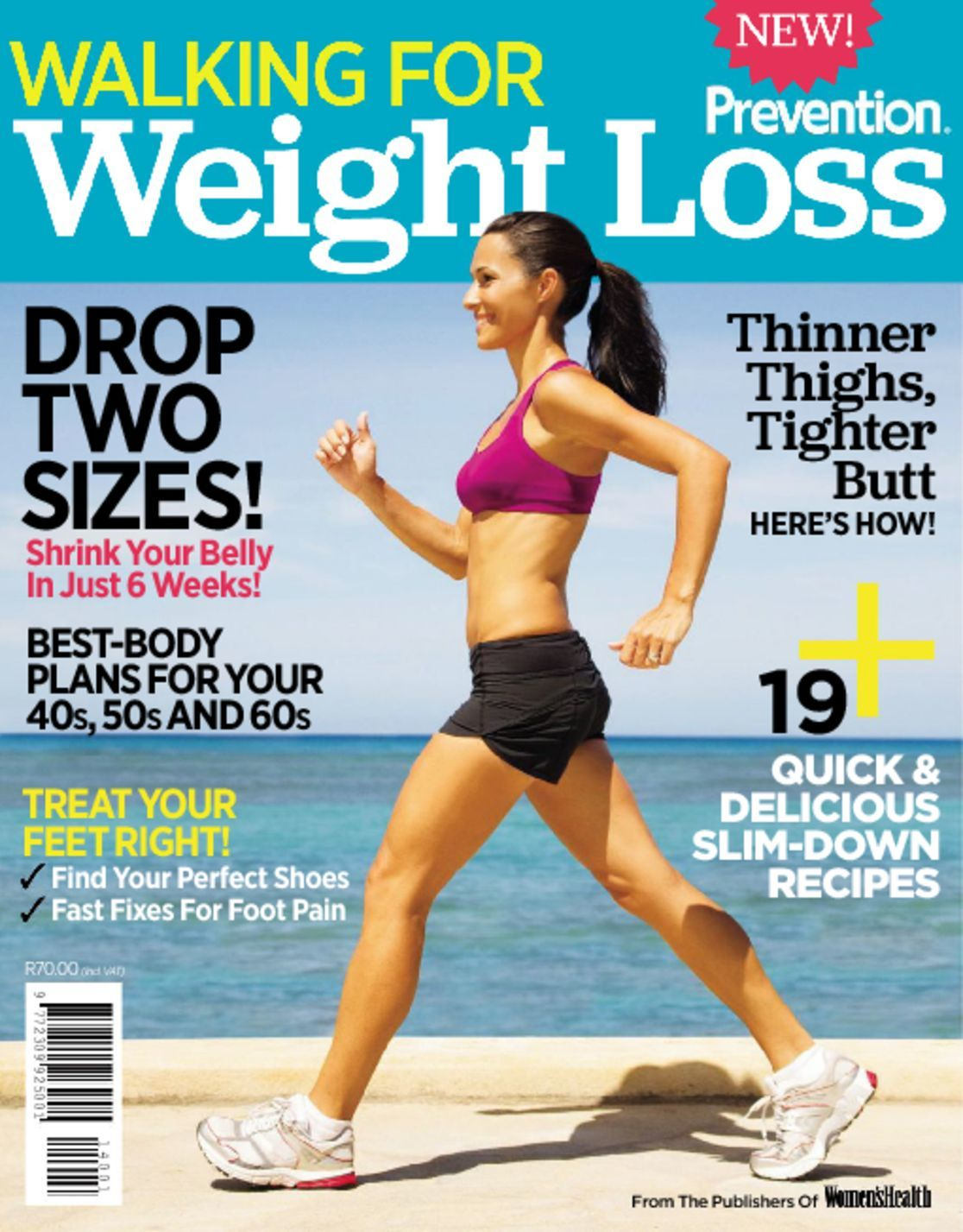 Prevention Special Edition Walking for Weight Loss Digital
