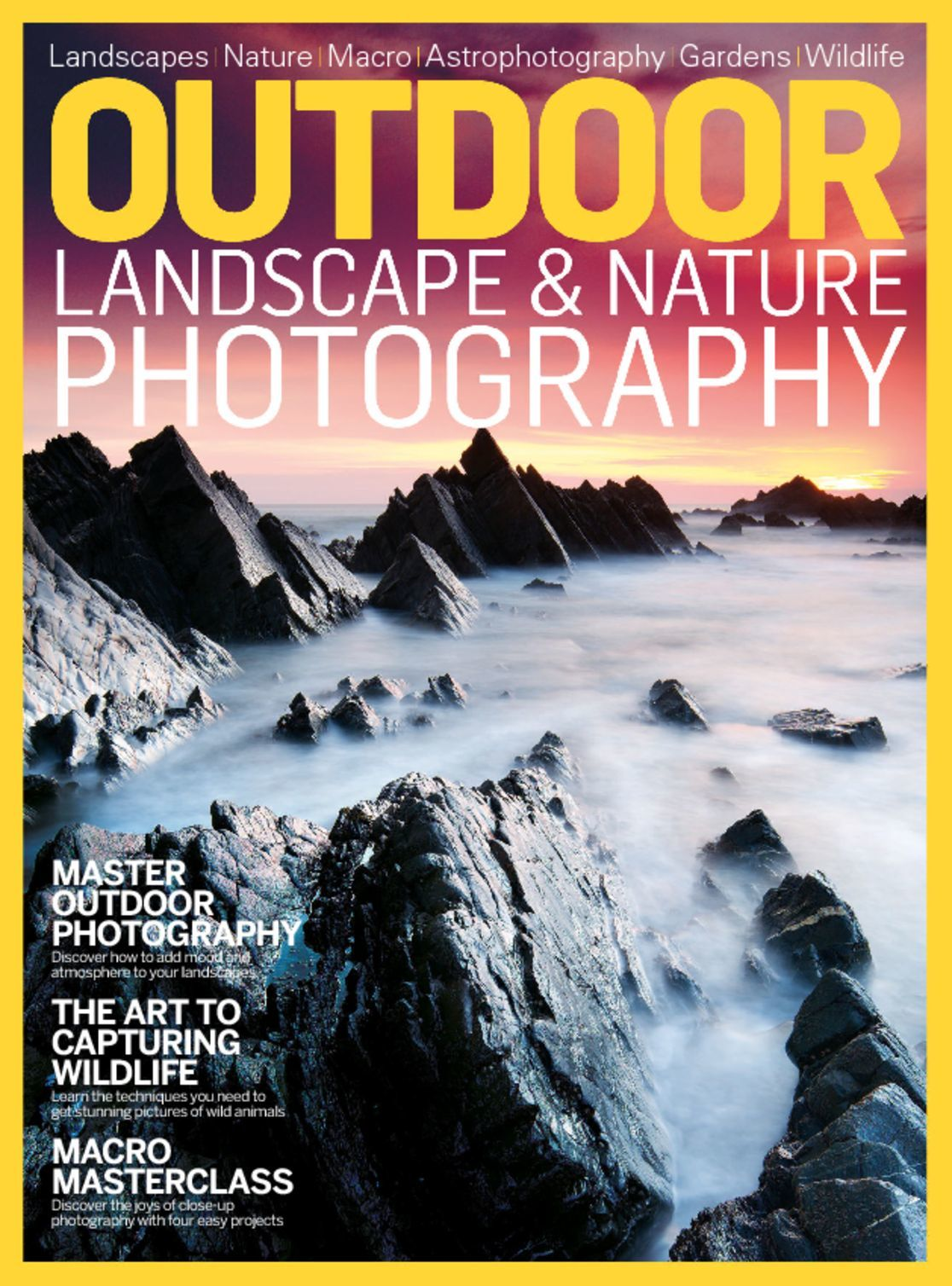 nature magazine landscape outdoor digital issue magazines wildlife photographer discountmags