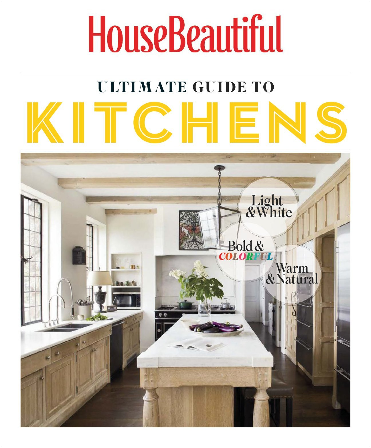 House Beautiful Ultimate Guide To Kitchens Sponsored By Kohler Magazine Digital