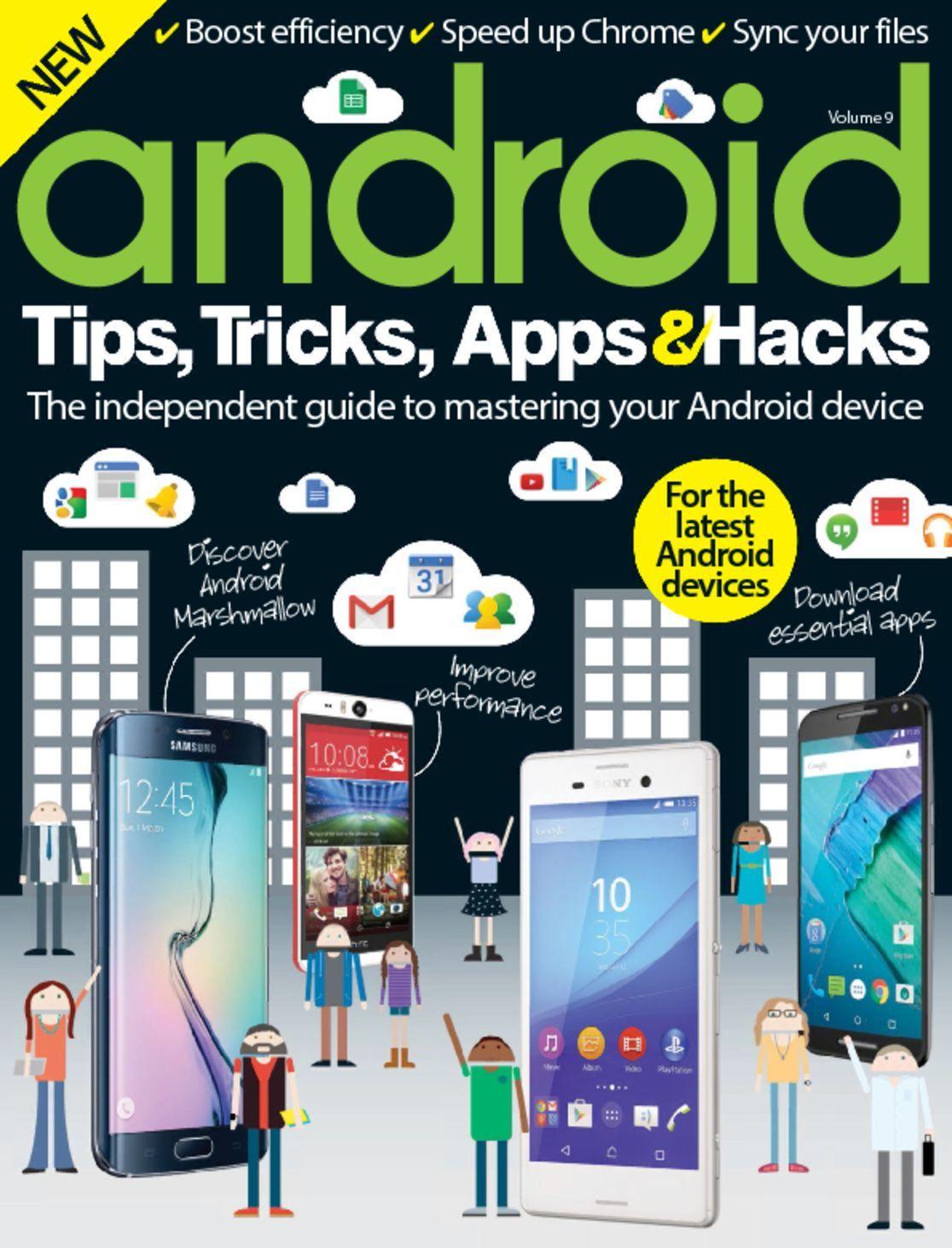 Android Tips Tricks Apps Hacks Digital
