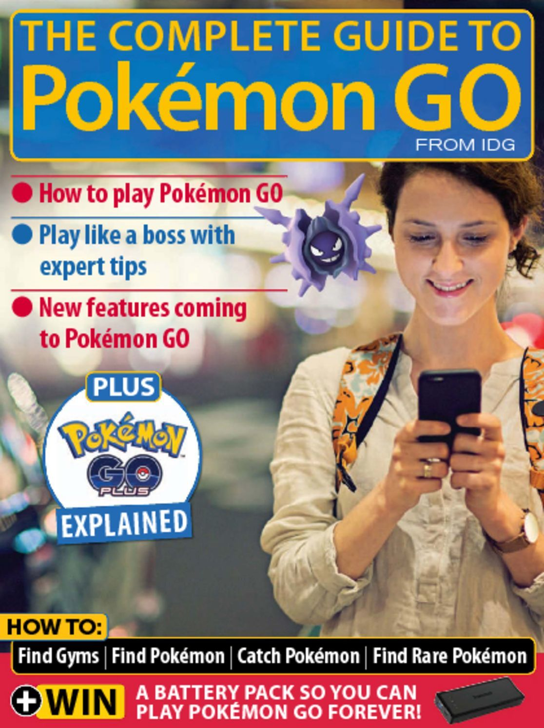 The Complete Guide to Pokémon Go Digital