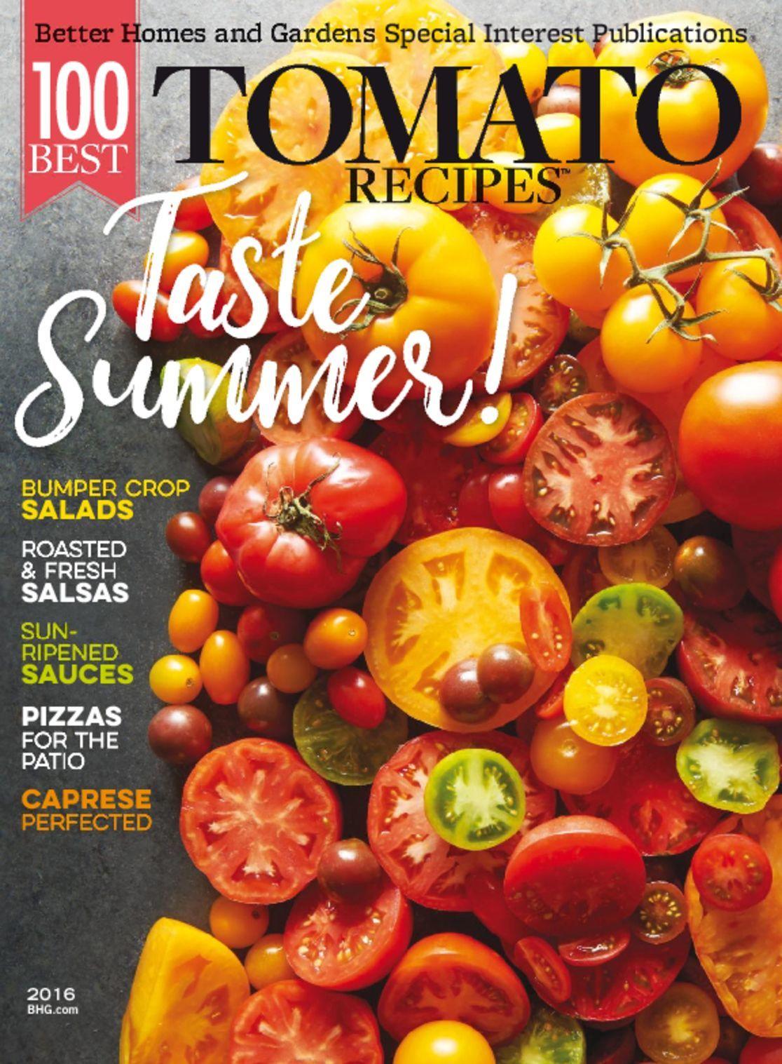 100 Best Tomato Recipes Digital