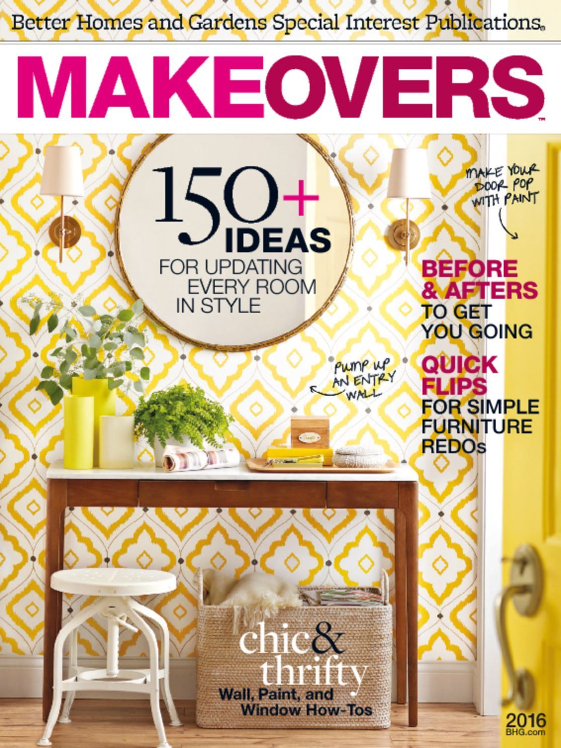 100 Ideas Makeovers 2016 Digital