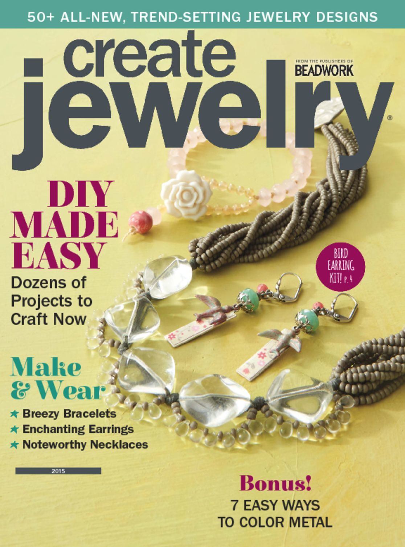 Create Jewelry 101 All New Designs Digital