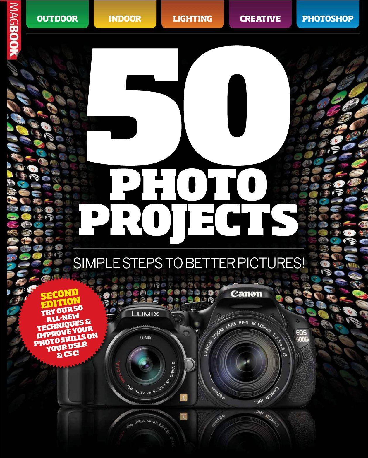 50 Photo Projects Vol 2 Digital