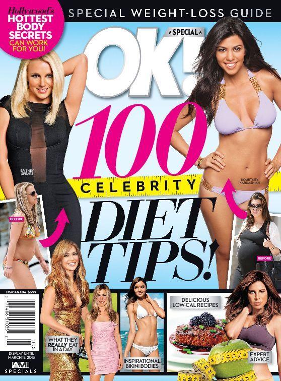 100 Celebrity Diet Tips Digital