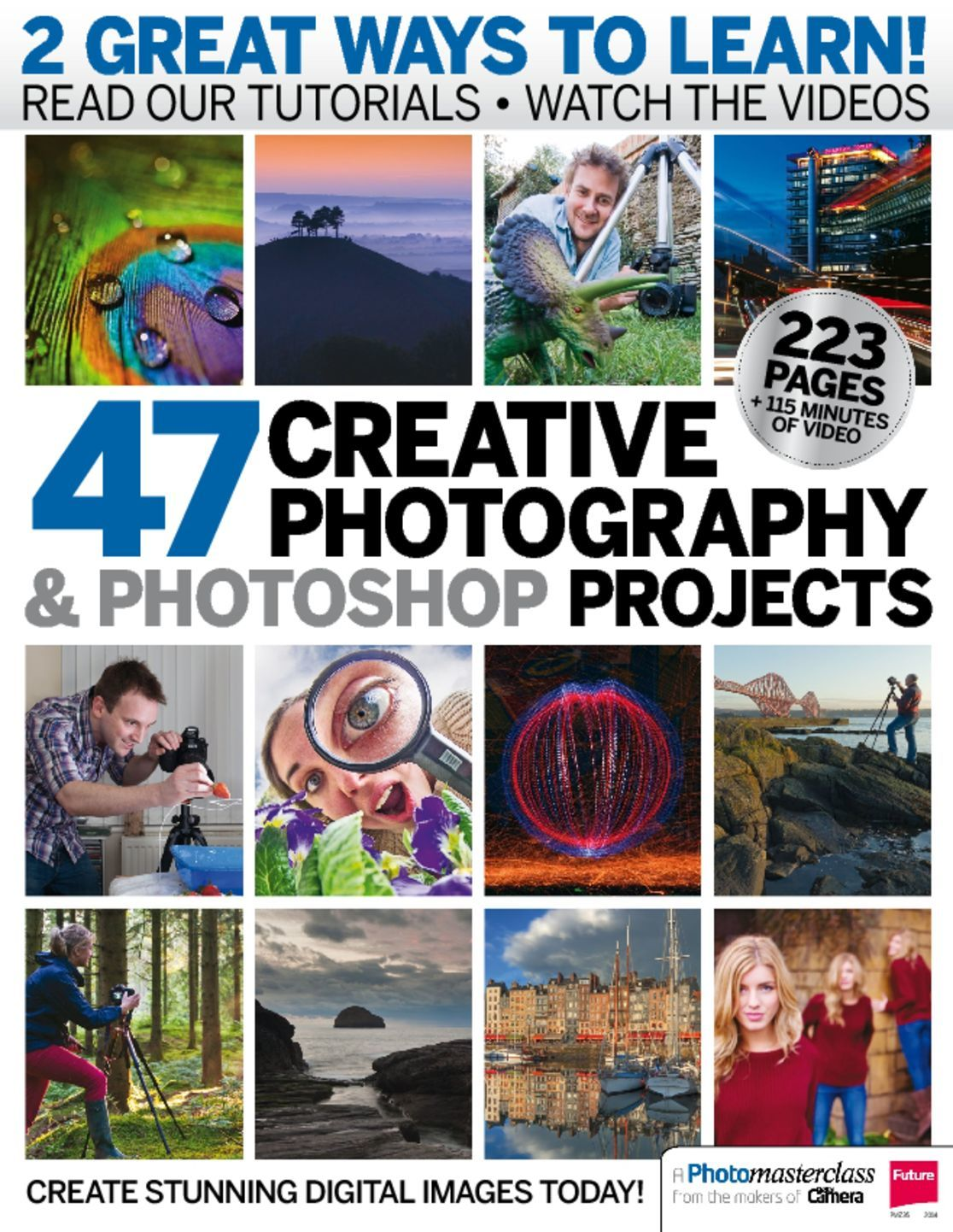 47 Creative Photography Photoshop Projects Digital
