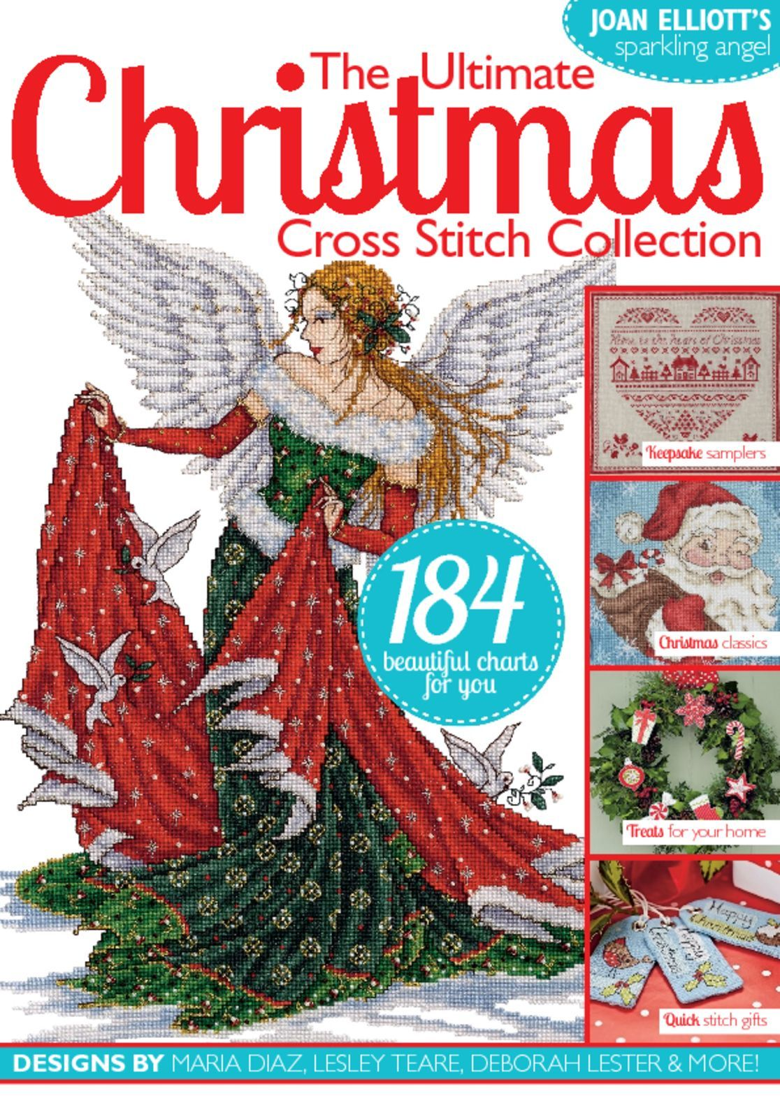 Ultimate Christmas Collection: The Ultimate Christmas Cross Stitch Collection United