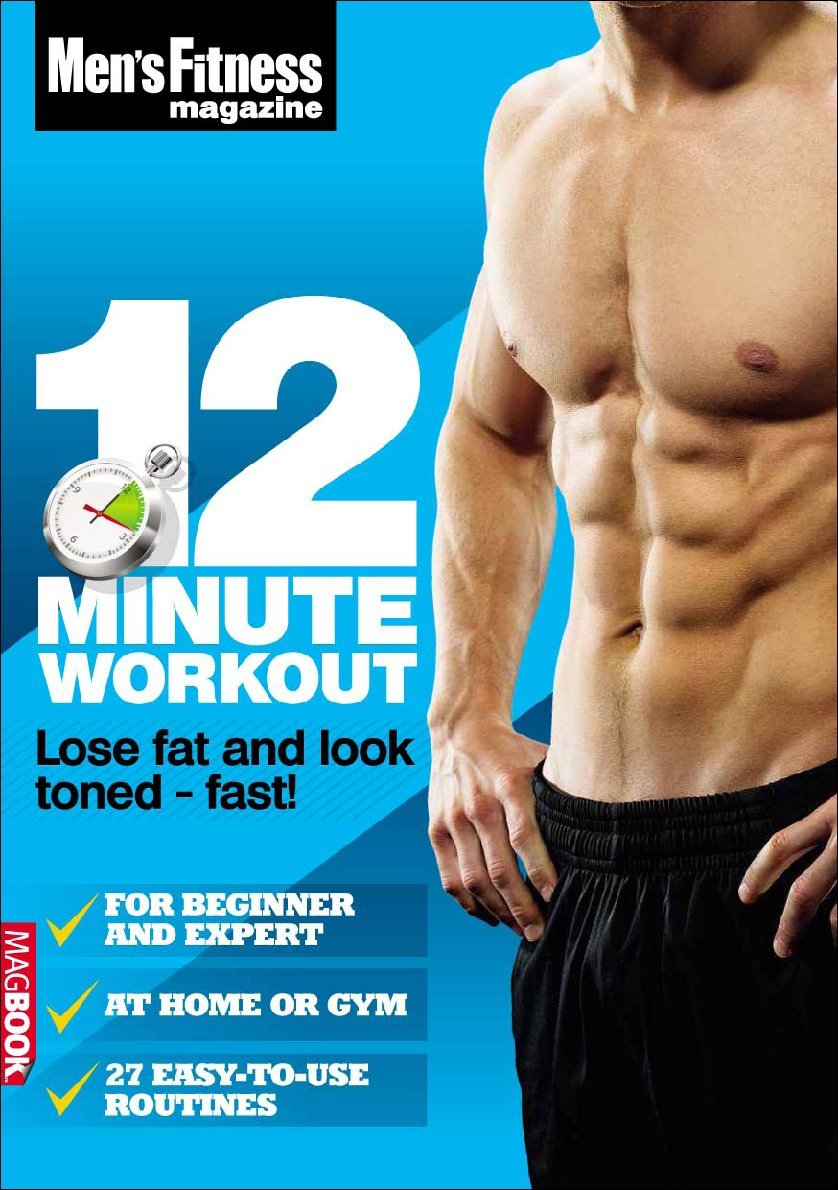 Mens Fitness 12 Minute Workout Digital