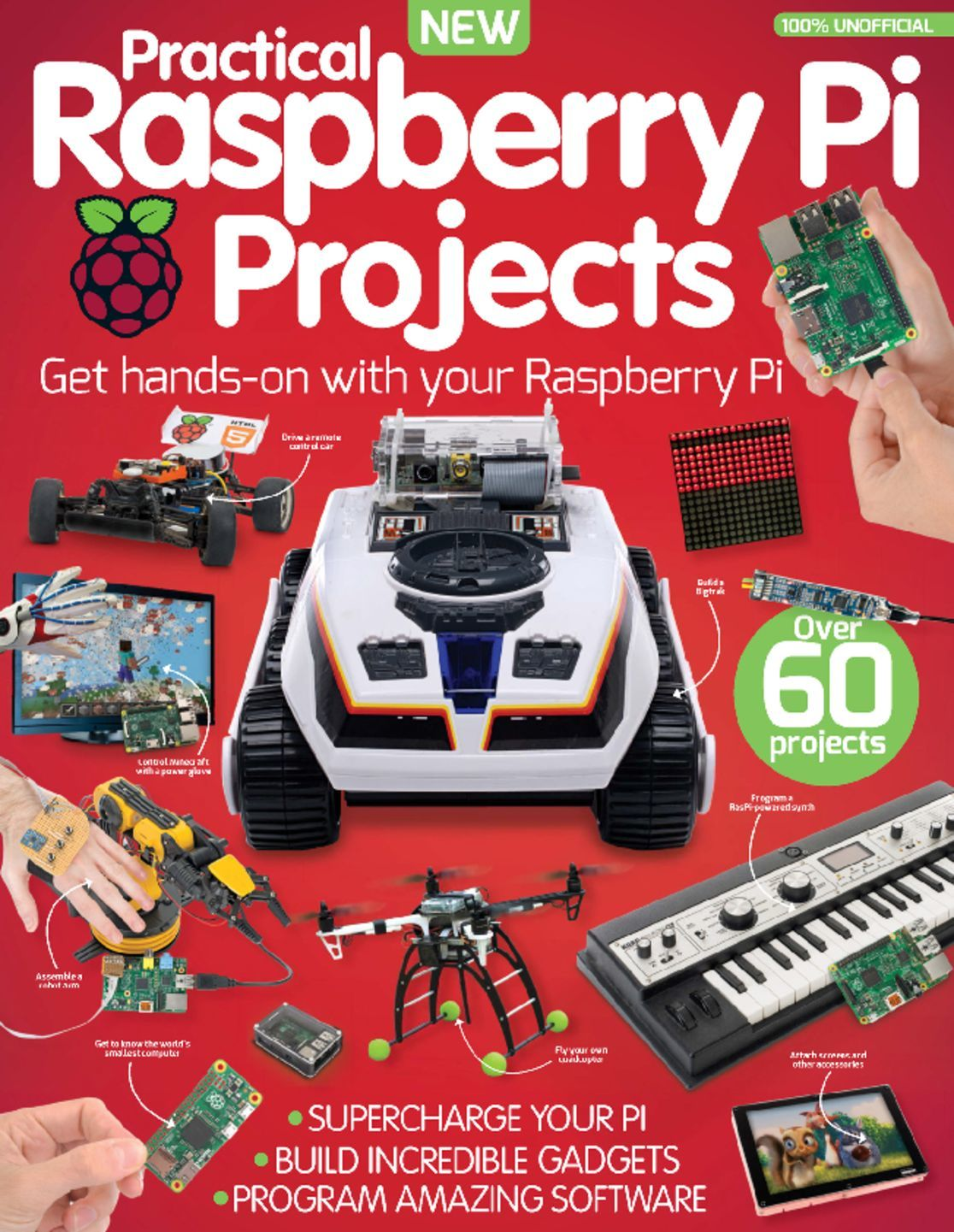 Practical Raspberry Pi Projects Digital