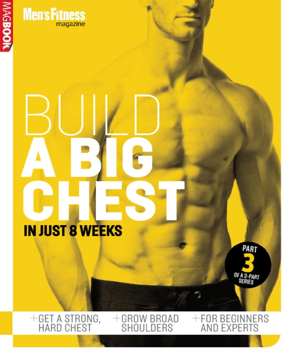 Mens Fitness Build a Bigger Chest Digital