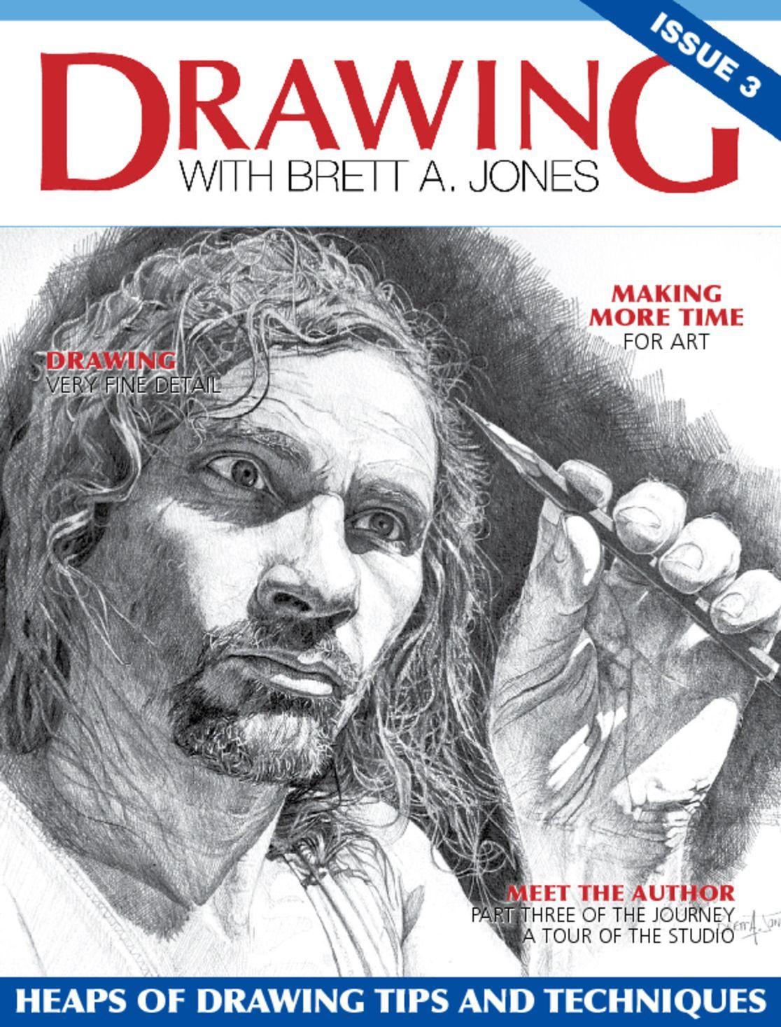 Drawing with Brett A Jones Digital
