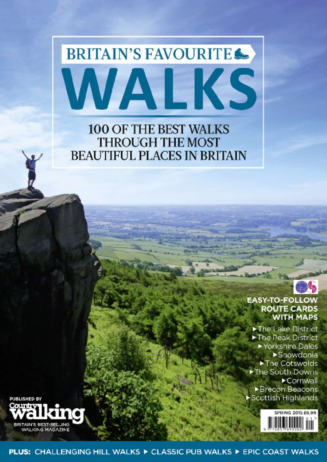 Britains Favourite Walks Digital