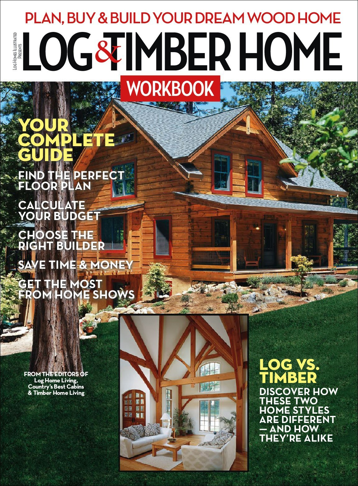 Log and Timber Workbook Digital