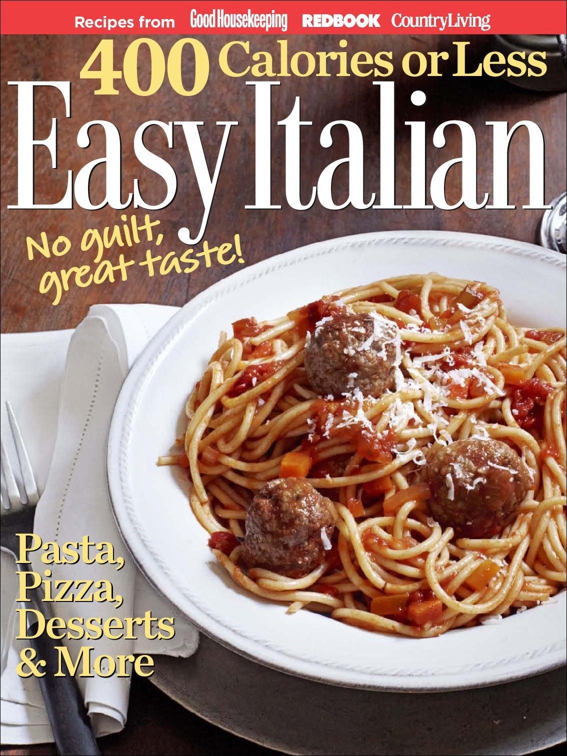 400 Calories or Less Easy Italian Digital