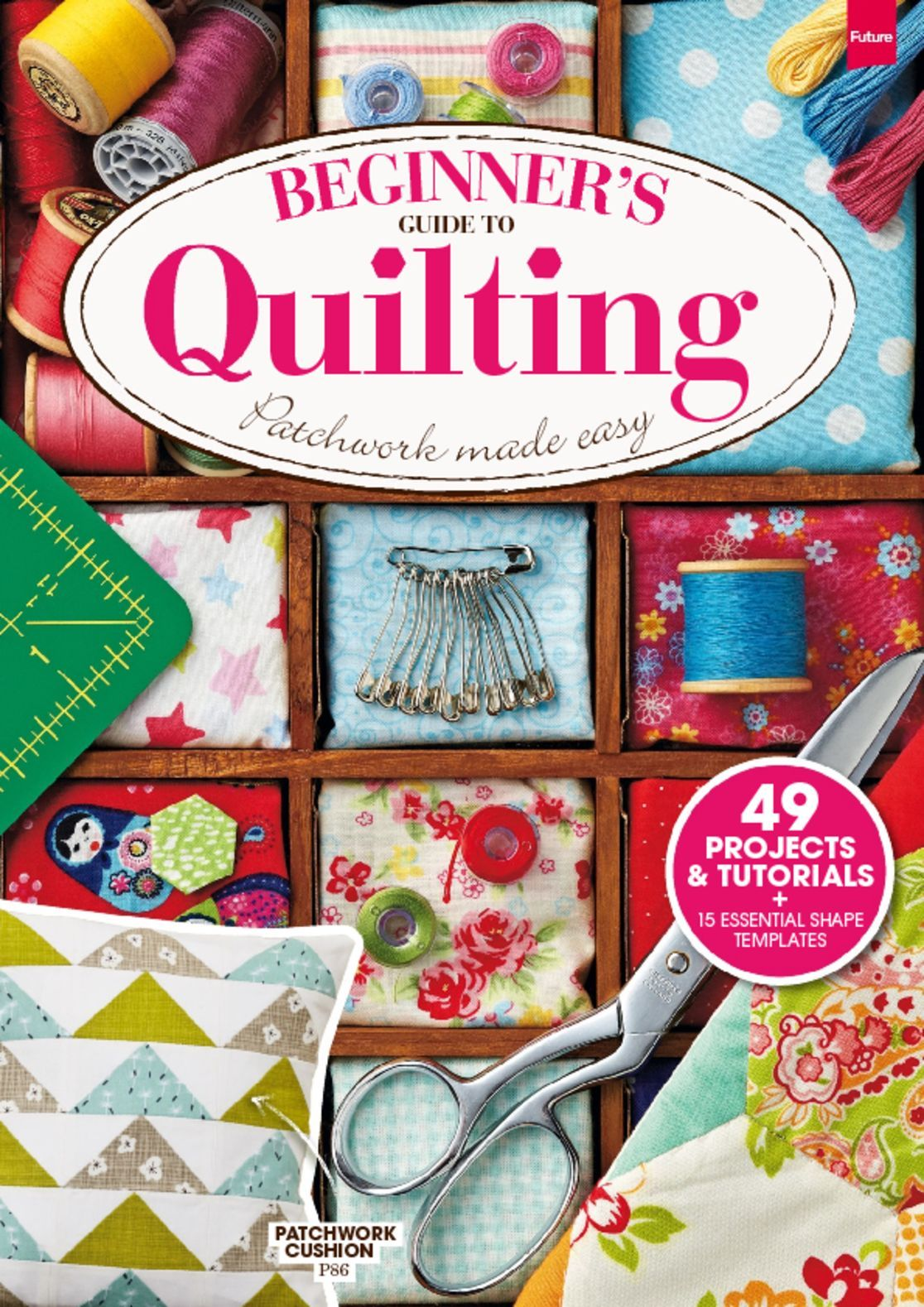 Beginners Guide to Quilting Digital