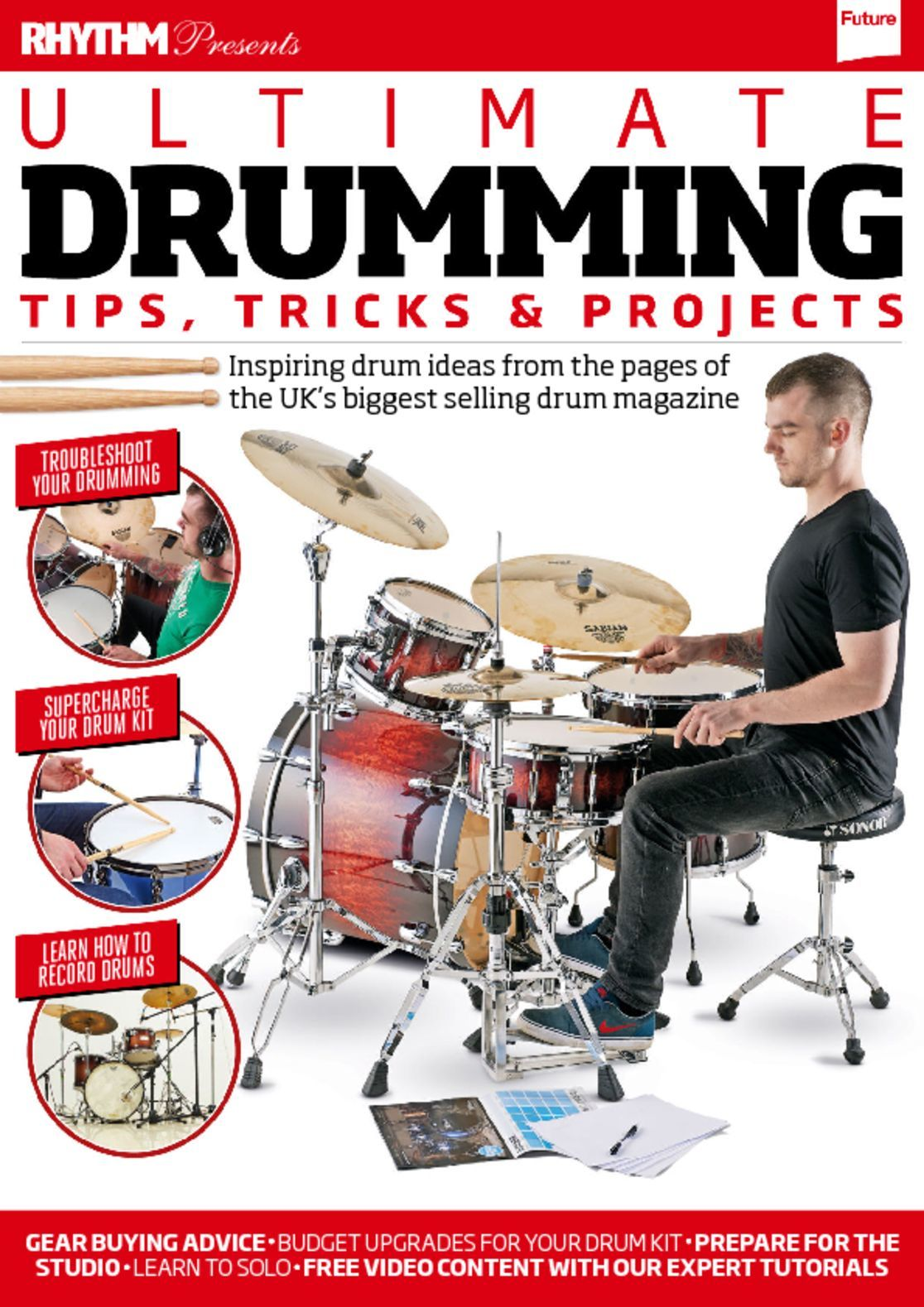 Ultimate Drumming Tips Tricks and Projects Digital