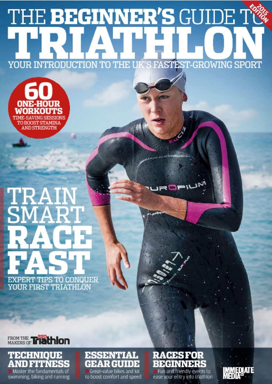 Beginners Guide to Triathlon 2015 Digital
