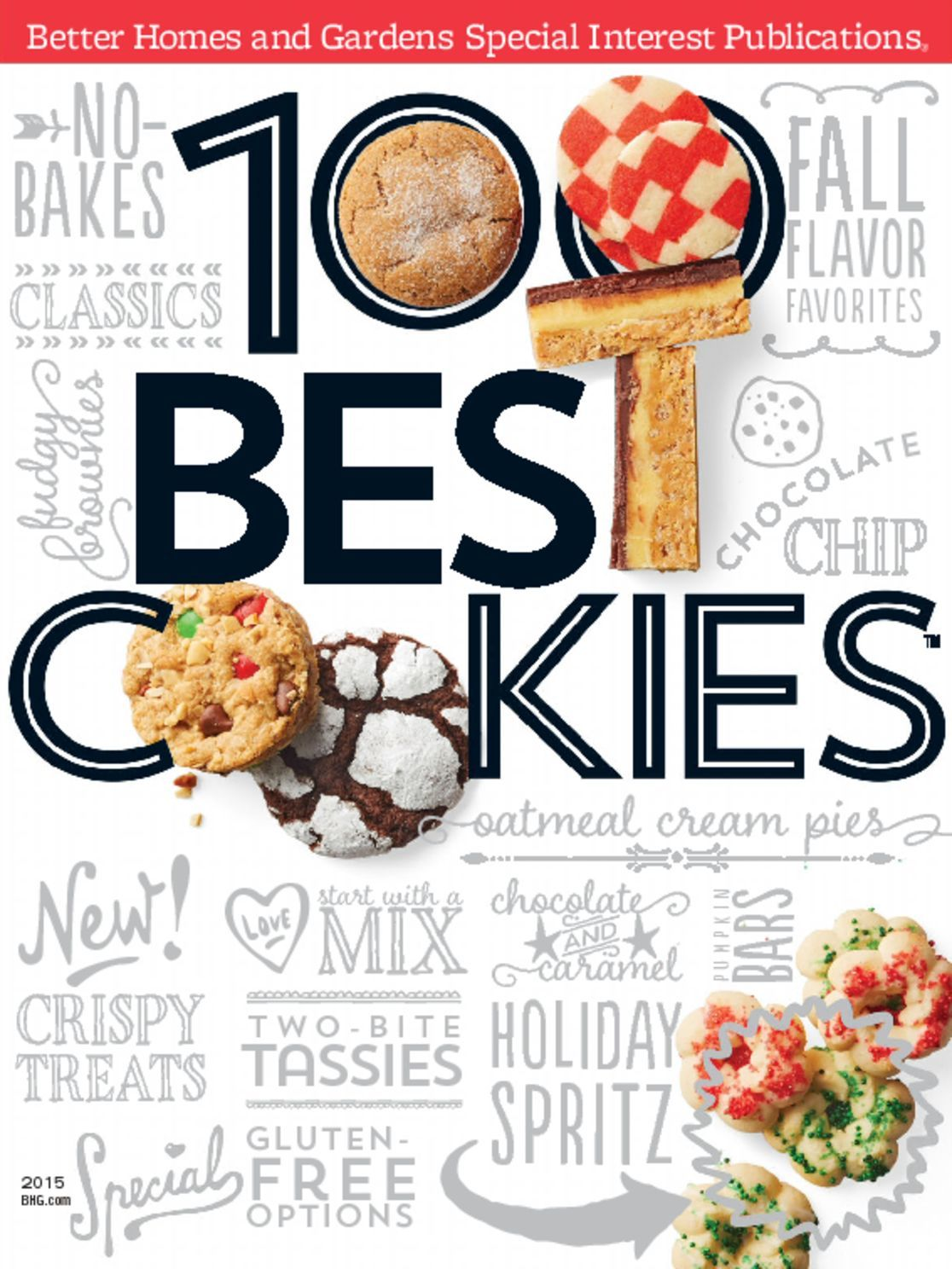 100 Best Cookies Digital